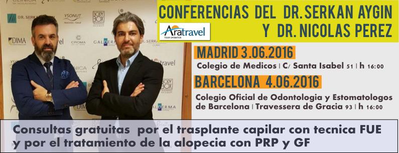 Conferencias de Trasplante capilar - 3