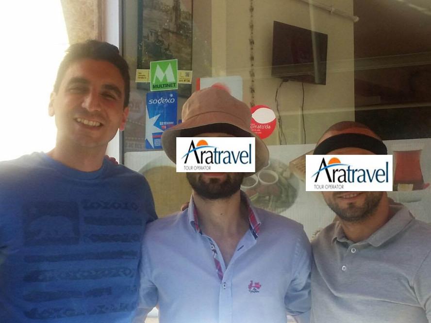 salidas en grupo Aratravel
